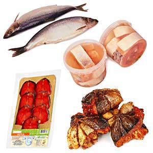 Рыбопродукция от производителя «ДВРЗ»