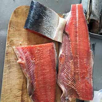 Рыба, икра, морепродукты оптом от компании «КИТ-1»