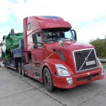 Доставка негабаритных грузов от «Армада Транс»